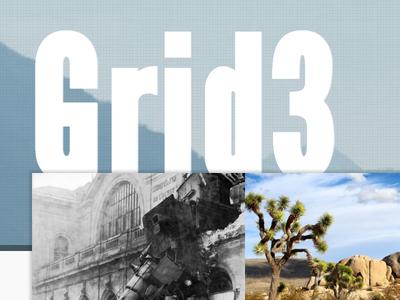 Grid3 Logo