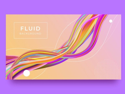 Liquid Abstract Landing Page app 3d art page 3d animation 3d illustration illustration liquid landing wallpaper vector elegant abstract minimalist modern templates banners banner background 3d creative
