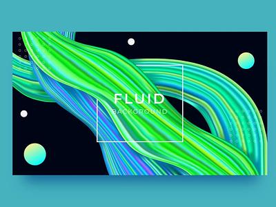 Liquid Abstract Landing Page 3d art 3d animation 3d illustration illustration liquid landing page landing website wallpaper vector abstract elegant minimalist banner modern banners templates background 3d creative