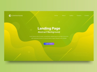 Background Abstract Landing Page 3d art page 3d illustration illustration landing page landing web website wallpaper vector elegant abstract minimalist modern banners templates template background design creative