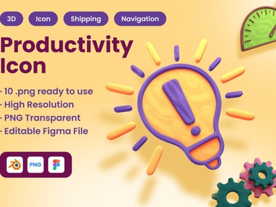3D Productivity Icon page psd render file render development web development web design objects object icon illustration illustration icons design icon design icons icon 3d icons 3d icon 3d 3d illustrations 3d illustration