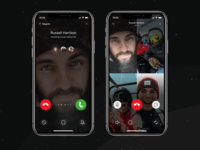 Telegram (group video call)