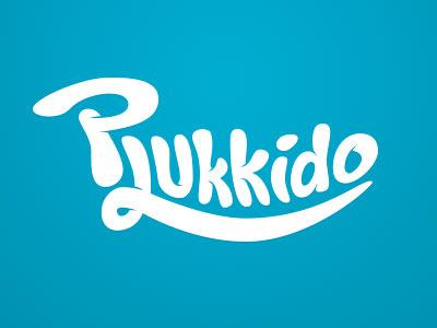 Plukkido boardgame logo logo boardgame