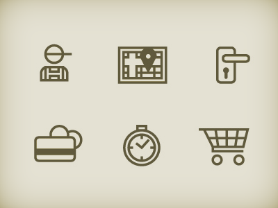 Builder Icons