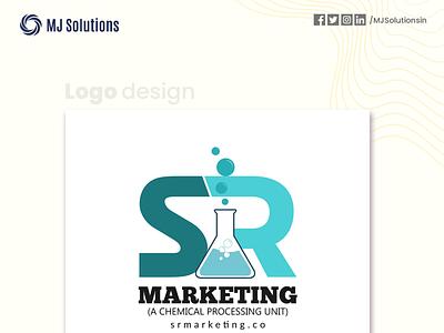 Logo Design for SR Marketing logotype design logo design logo
