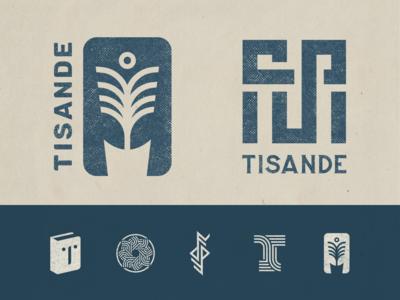 Tisande Logos