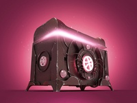 Dribbble Magic Chest