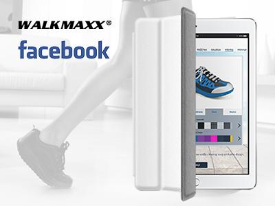 Walkmaxx | Facebook application croatia walkmaxx interaction development competition website web design ux ui application facebook
