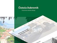 Čistoća Dubrovnik | Website