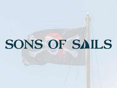 Logo: Sons of sails sons of sails logo design logo