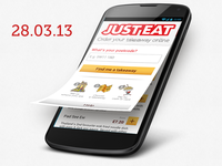 Just Eat Android