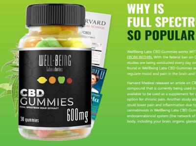 Well Being CBD Gummies well being cbd gummies