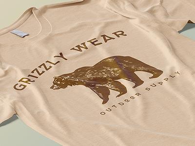 Grizzly Tshirt