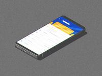 Isometric App Phone