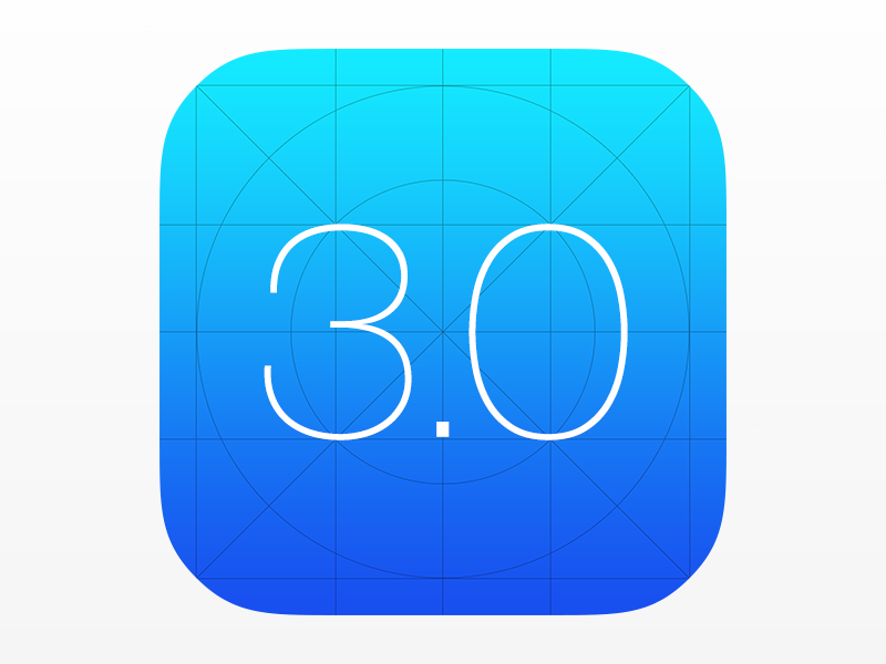 The App Icon Template 3.0 app icon template update