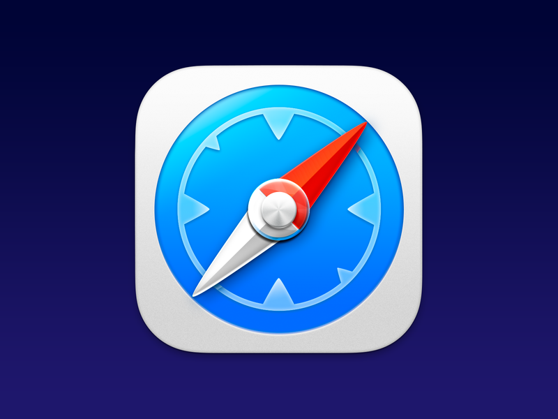 Comeback finder safari icons macos icon app