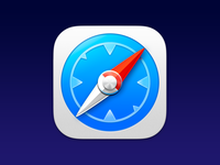 Comeback finder safari icons macos icon app