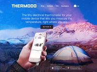 New Thermodo Site & Shop