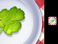 Icon for the Food App