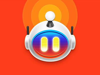 Apollo Bots bot robot reddit apollo app icon