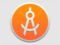 OS X Icon Template