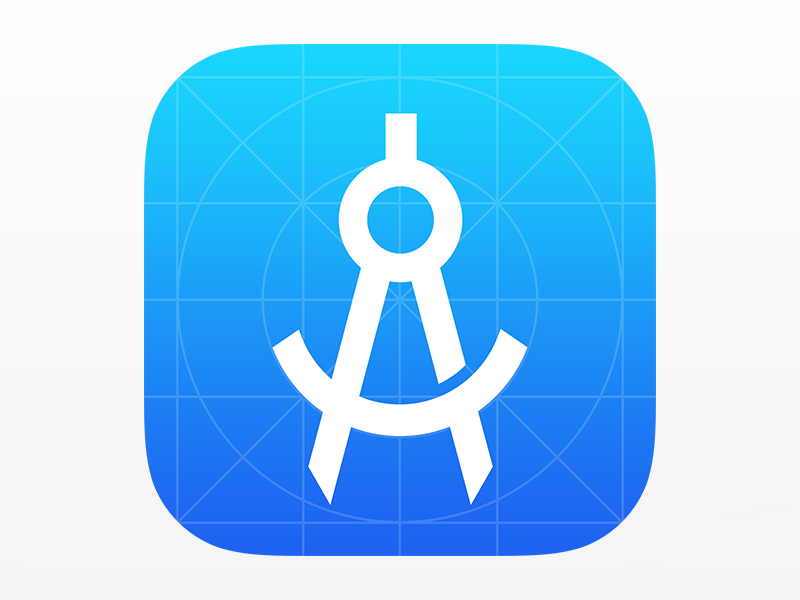 the app icon template 3 3 by michael flarup dribbble dribbble