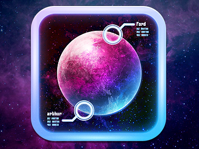 Space Game app icon