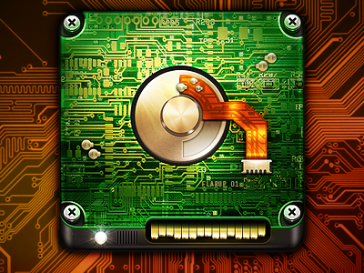 HDD: System icon