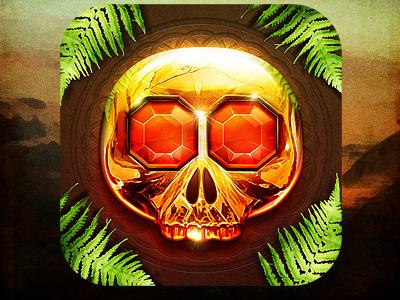Treasure Trails app icon ipad game pirate