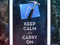 Keep Calm Xcode