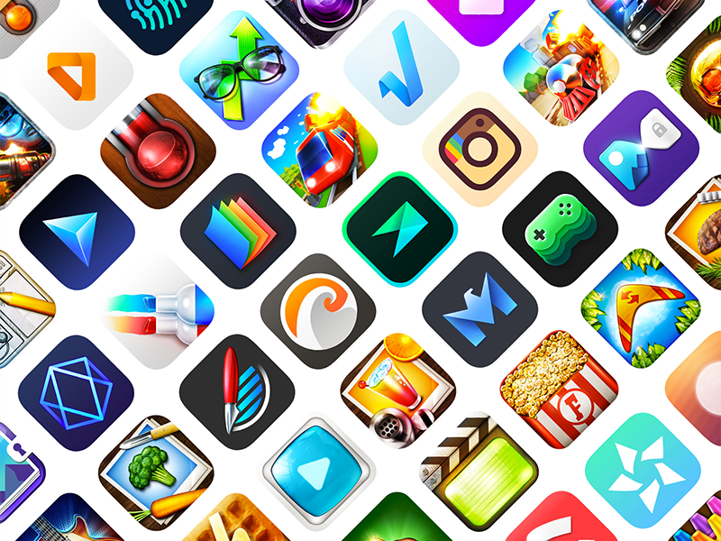 The App Icon Book icons book ios iconist design icon app