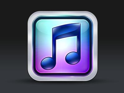 iTunes 10 icon itunes