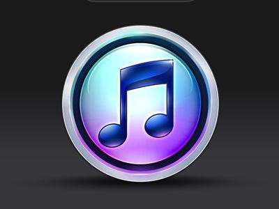 iTunes 10 Round Version