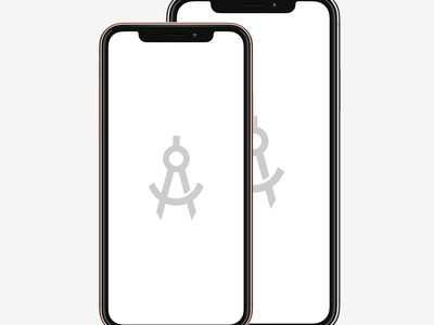 iPhone XS + XS Max + XR Template iphone xr iphone xs template psd