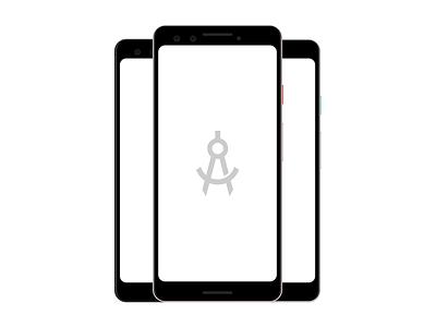 Pixel 3 mockup sketch psd pixel 3 xl pixel 3 google android