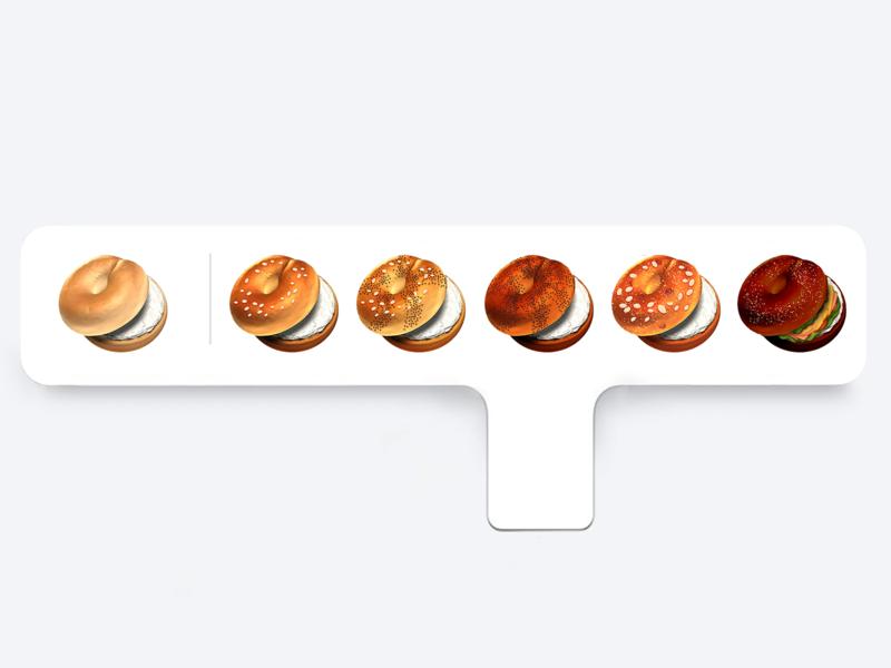 Bagel Emoji Picker bagel emoji