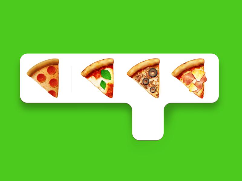 Pizza Emoji Picker pizza emoji
