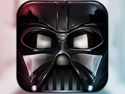 Darth Vader wars icon app
