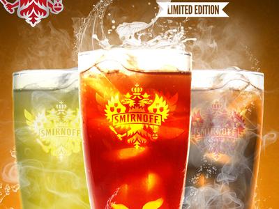 Smirnoff Hallowe'en Cocktails 2012