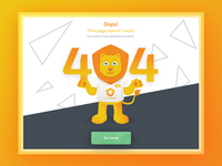 Oops! It's 404 page.
