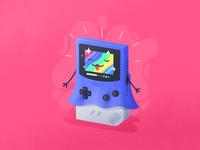 Refreshed! Gameboy Color