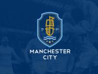 Manchester City Logo Instagram Challenge