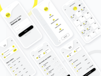 Waitress App - Dashboard