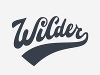 Wilder Custom Lettering