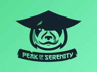 Peak of Serenity Esports Logo
