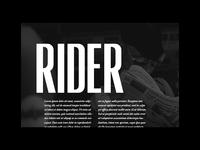 04 RIDER