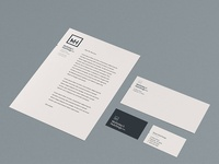 McKinley & Hutchings Logo and Stationary
