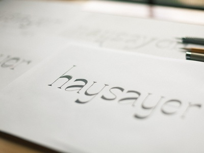 haysayer | Typecooker Exercise