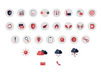 Icones Finance