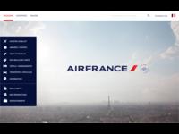 Air France Desktop